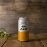 676 lager can