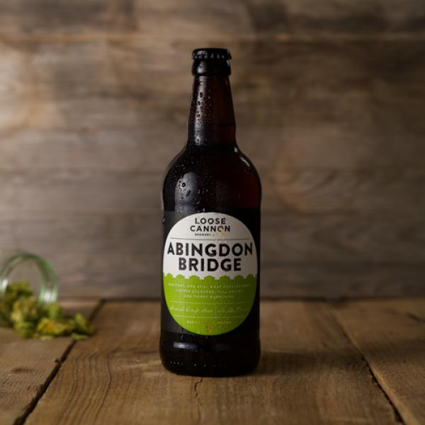 Abingdon Bridge bottle