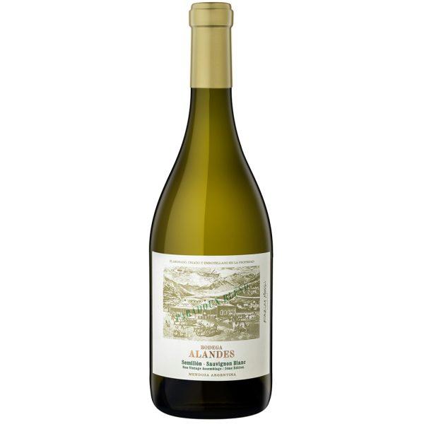 Alandes Paradoux Semillon Sauvignon Blanc