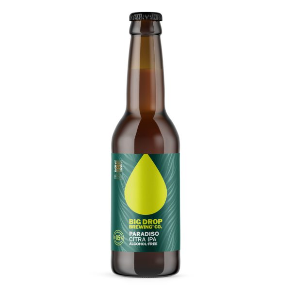 Big Drop - Paradiso Citra IPA Bottle