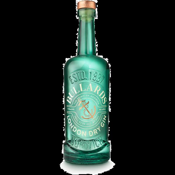 Bullards - London Dry Gin - bottle