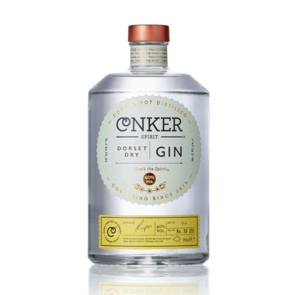 Conker - Dorset Dry Gin bottle