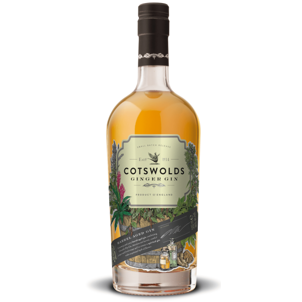 Cotswolds Distillery - Ginger Gin