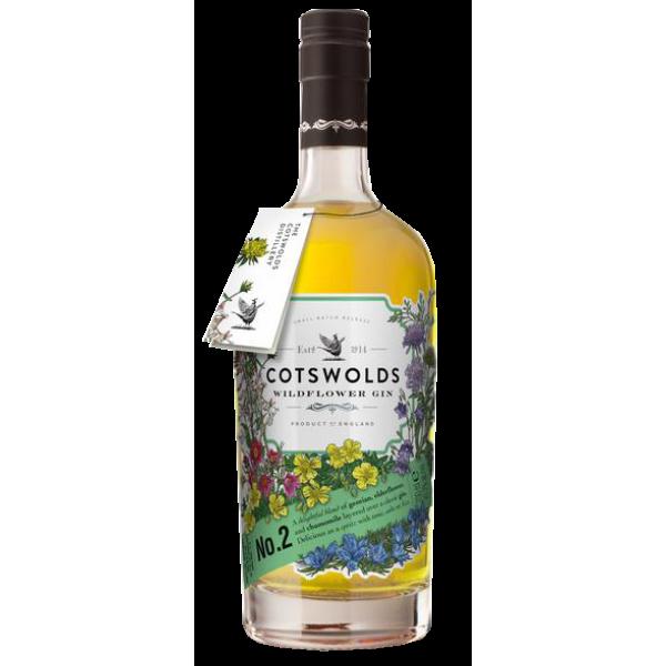 Cotswolds Distillery - Wildflower Gin No.2