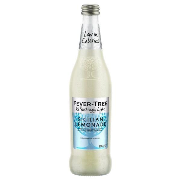 Fever-Tree Refreshingly Light Sicilian Lemonade 500ml