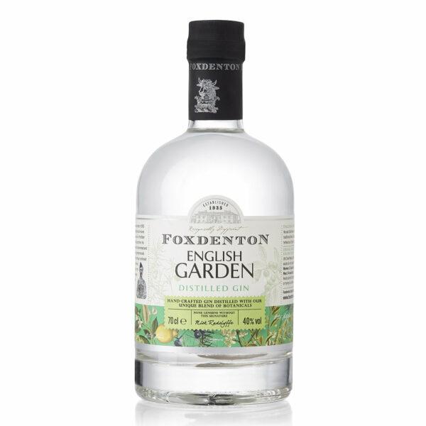 Foxdenton - English Garden Gin bottle