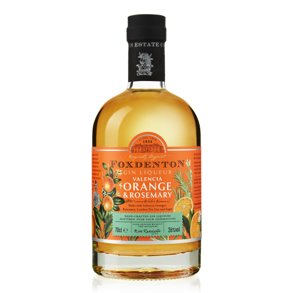 Foxdenton - Orange & Rosemary bottle