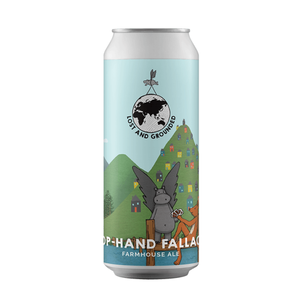 Lost & Grounded - Hop Hand Fallacy can