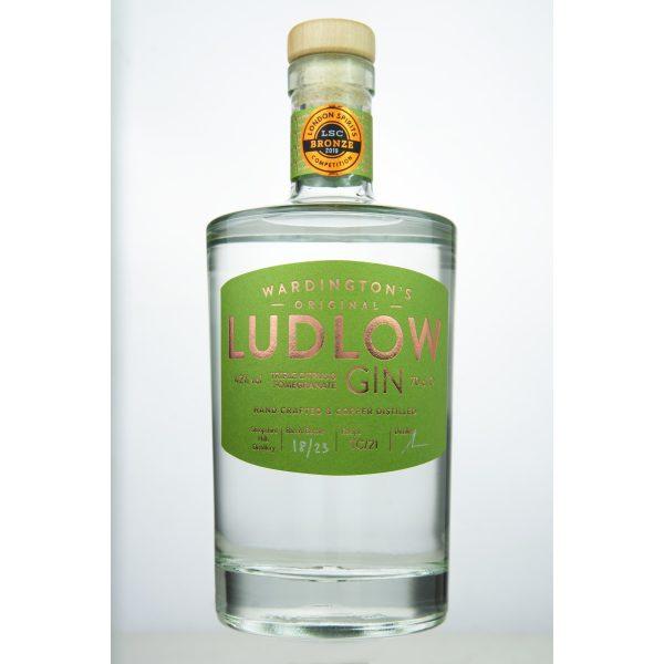 Ludlow Gin - No.2 Triple Citrus bottle