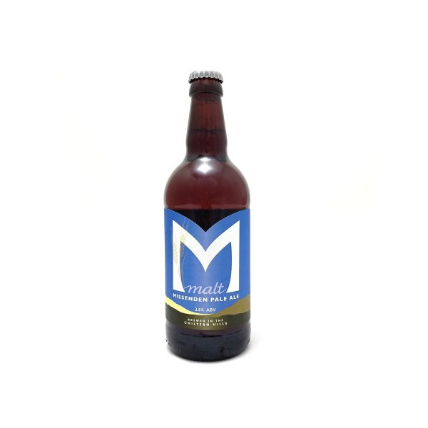 Malt the Brewery - Missenden Pale Ale bottle