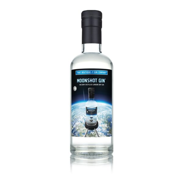 Moonshot Gin 700ml bottle
