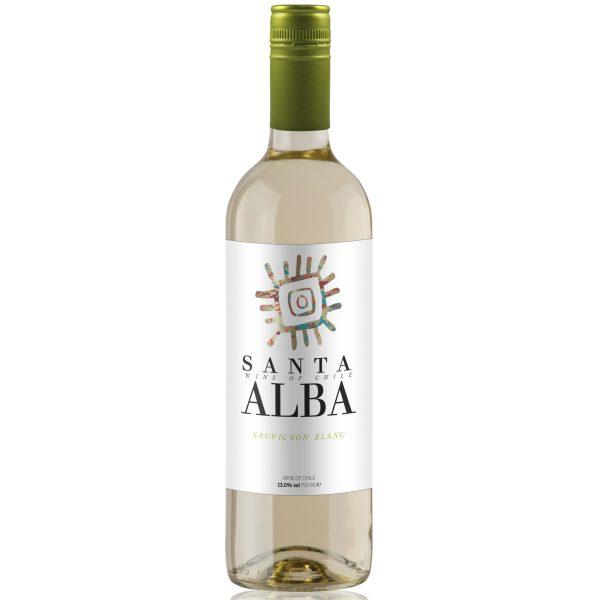 New Santa Alba Sauvignon Blanc