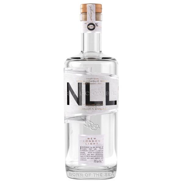 Salcombe Gin - New London Light - 0 Alcohol - Bottle