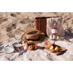 Salcombe - Rose Sainte Marie Gin - beach