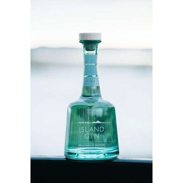 Scilly Spirit - Island Gin - Bottle