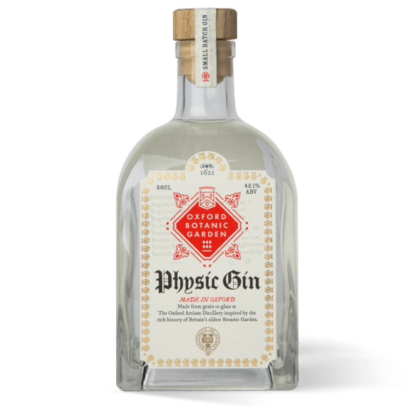 TOAD - Physic Gin bottle