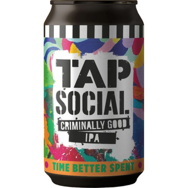 Time Better Spent IPA can