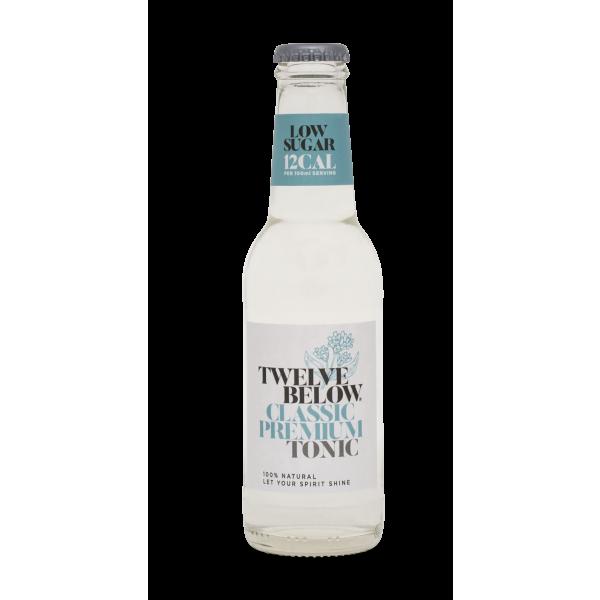 Twelve Below - Classic Premium Tonic Water - 200ml bottle