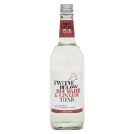 Twleve Below - Rhubarb & Ginger Tonic Water 500ml bottle
