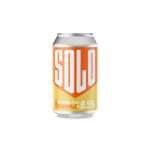 West Berkshire Brewery - Solo Peach Pale Ale Can