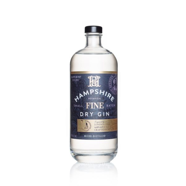 Winchester Distillery - Hampshire Dry Gin bottle