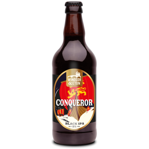 Windsor & Eton Conqueror Black IPA