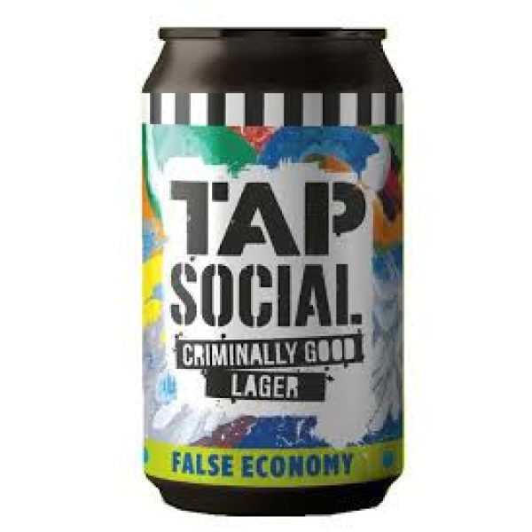 false economy lager can