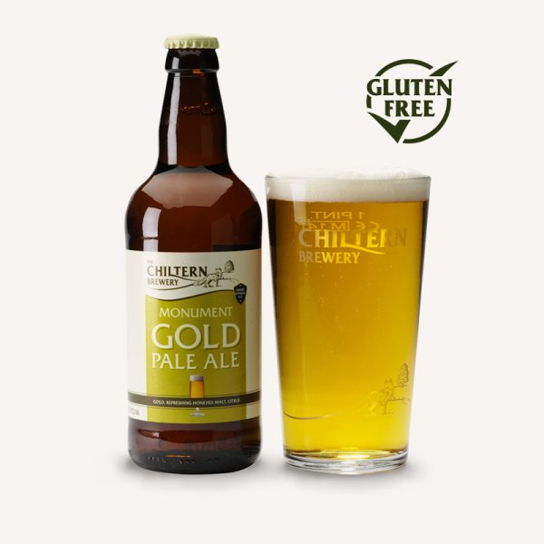 Chiltern Monument Gold Pale Ale
