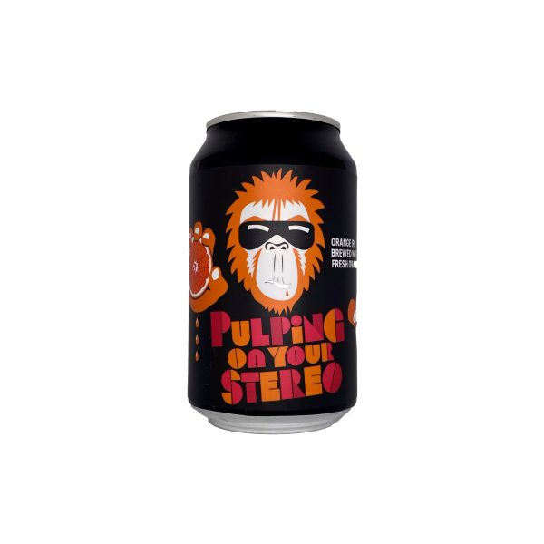 Pulping on your Stereo 330ml