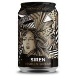 Siren craft brew broken dream can