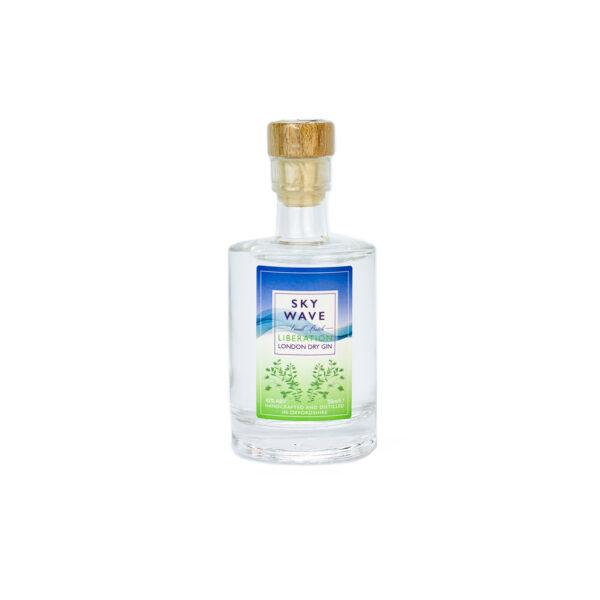 Sky Wave Liberation Gin 50ml bottle