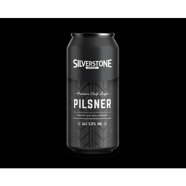 Silverstone Pilsner Craft Lager