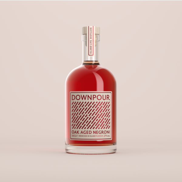 Downpour Oak Aged Negroni