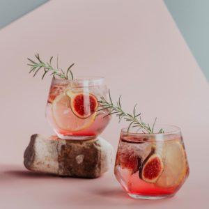 Perfect Gin Garnishes