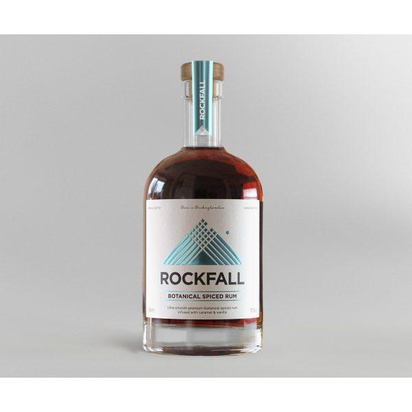 Rockfall Botanical Spiced Rum