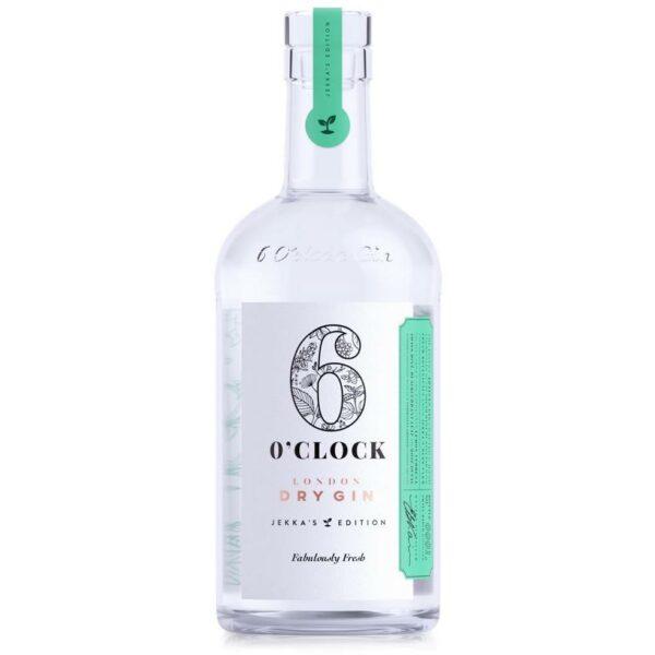 6 O'clock Jekka Gin