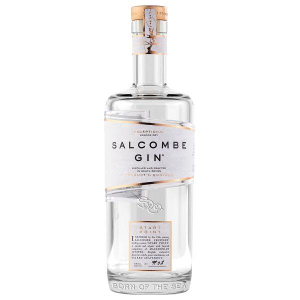 Salcombe Startpoint