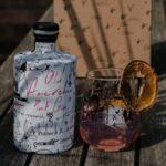 Old Amersham Gin Rhubarb and Elderflower 50cl