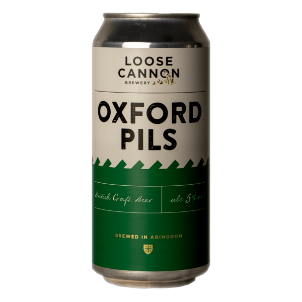 Loose Cannon Oxford Pils