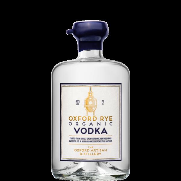 TOAD Organic Oxford Rye Vodka
