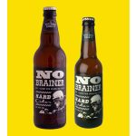 No Brainer Sparkling Dry Cloudy Session Cider