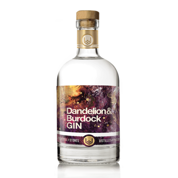 Dandelion and Burdock Gin