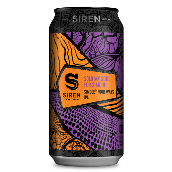 Siren- Sold My Soul For Simcoe 440ml