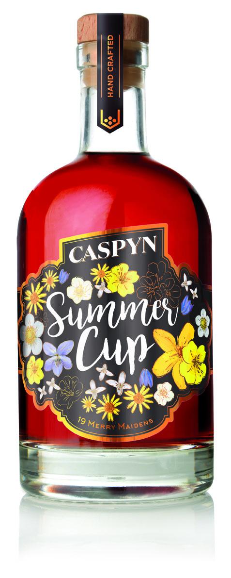 Caspyn Summer Cup Gin