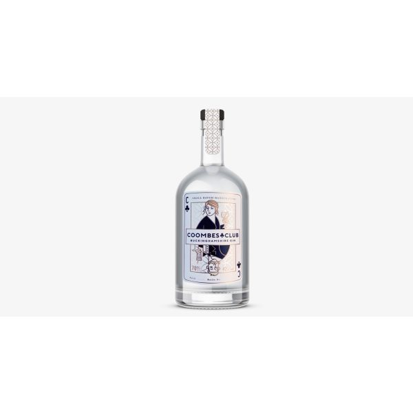 Coombes Club Gin 5cl