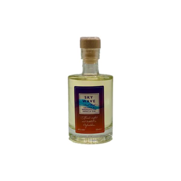 NEW Orange and Madagascan Vanilla Gin 5cl