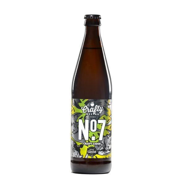 Crafty Nectar Cider No 7 500ml