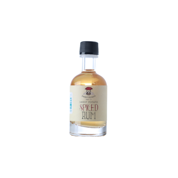 Sweet Potato Spiced Rum 5cl