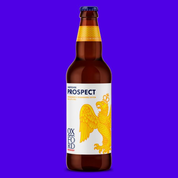 Oxford Brewery Prospect Pale Ale