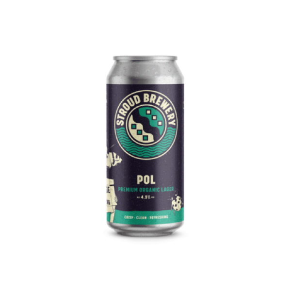 Stroud Brewery POL Lager